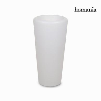 Suport ghiveci cu lumină pentru exterior by Homania