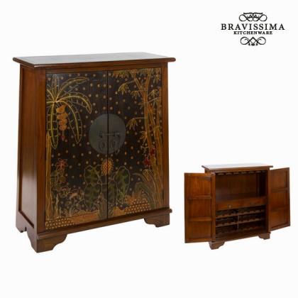 Suport de sticle batik - Paradise Colectare by Bravissima Kitchen