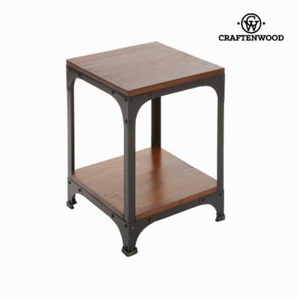 Masă auxiliară din lemn și metal - Franklin Colectare by Craftenwood