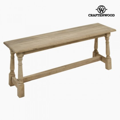 Bancă din lemn nienke by Craftenwood