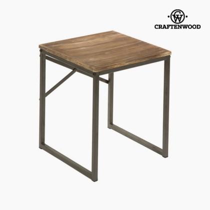 Masă laterală stil industrial by Craftenwood