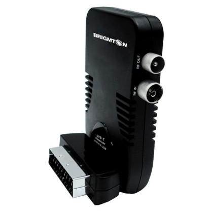 Brigmton BTDT-916-USB set-top box-uri pentru televizoare