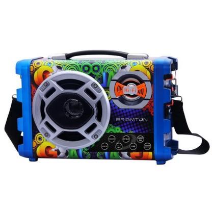 Brigmton BBOX-1 Portabile Multi radiouri