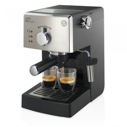 Philips Saeco HD8425/11 Espresso machine 1L 2cups Negru cafetiere