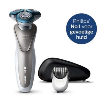 Philips SHAVER Series 7000 aparat de bărbierit umed şi uscat