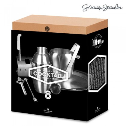 Set de Cocktail Deluxe Summum Sommelier (8 piese)