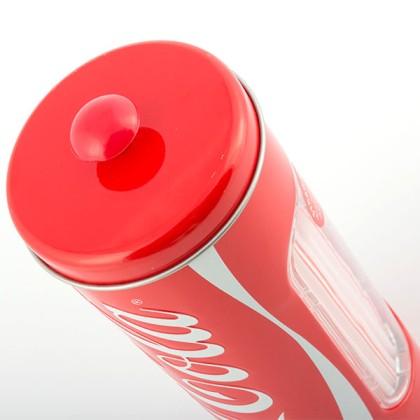 Recipient pentru Paie Coca-Cola