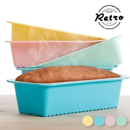 Formă din Silicon pentru Prăjituri Retro