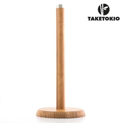 Suport pentru Role de Bucătărie Bambus TakeTokio