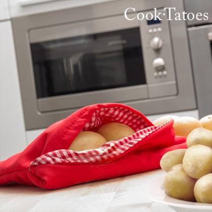 Punga pentru Cartofi la Microunde Cook Tatoes