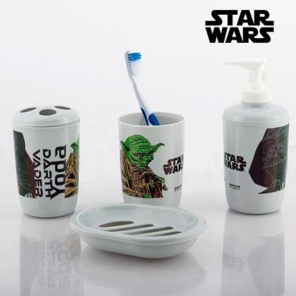 Accesorii de Baie Star Wars (4 piese)