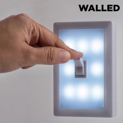 Lampa Portabilă cu LED și Întrerupător Walled SW15
