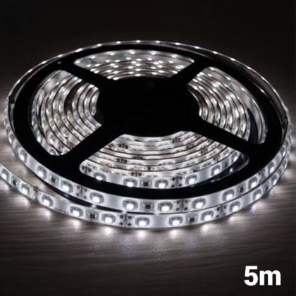 Bandă LED Albă pentru Interior MegaLed (150 LED)