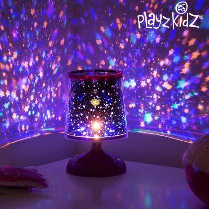 Veioză cu proiecţie Playz Kidz