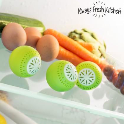 Ecobile pentru Frigider Fresh Fridge Balls (pachet de 3)