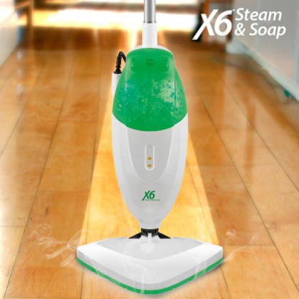 Mop cu Aburi Steam & Soap X6