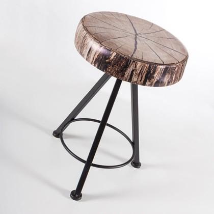 Scaun Design Trunchi de Copac