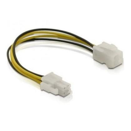 DELOCK Cablu Alimentare Conectori 4 pins M/H