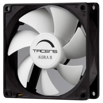 Tacens Aura II ventilator 9cm 12dBA Fluxus II Bear