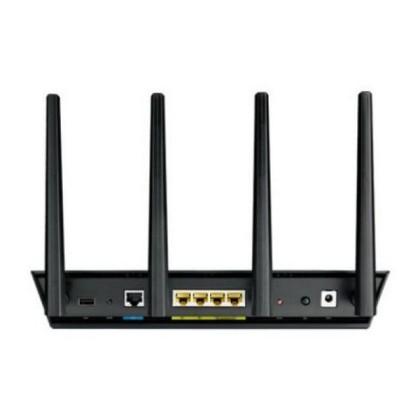ASUS RT-AC87U Router AC2400 4P 1xUSB 2.0 1xUSB 3.0