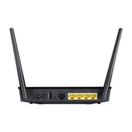 ASUS RT-AC51U Router AC750 4P 1xUSB 2.0