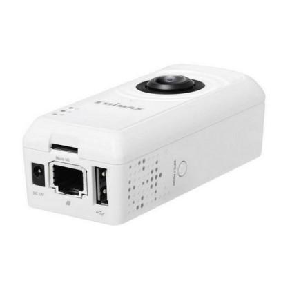 Edimax IC-5150W Cameră IP WiFi FHD FishEye 180º