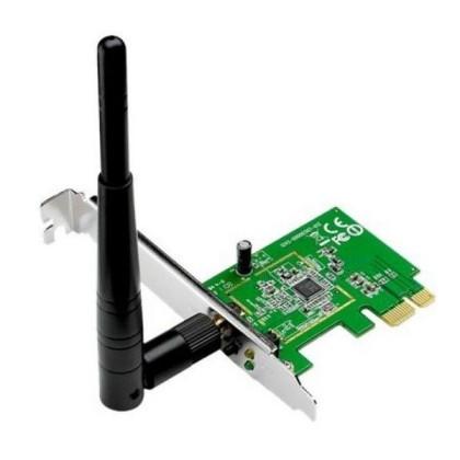 ASUS PCE-N10 WiFi card de rețea N150 PCI-E