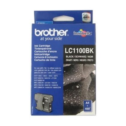 Brother LC1100BK cartuș de cerneală negru
