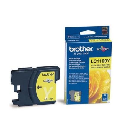 Brother LC1100Y cartuș de cerneală galben DCP385/585/MF4