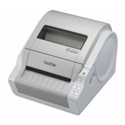 Brother TD-4000 Imprimantă de Etichete Termică USB / Serie