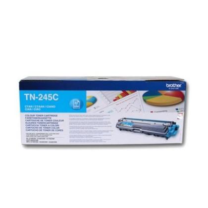 Brother TN245C Toner Albastru HL3170CDW 2.200 pag