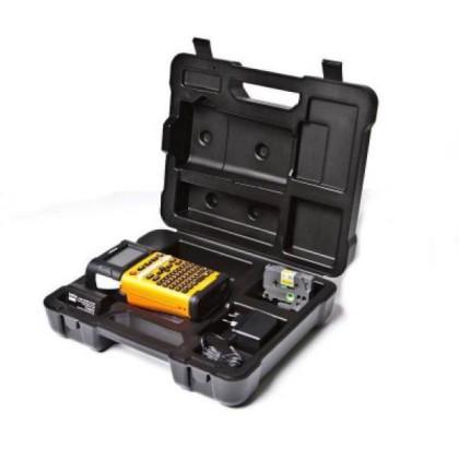 Brother PTE300VP Imprimantă Portabilă de Etichete Instalare Profesională