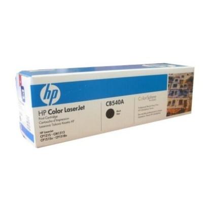 HP CB540A Toner Laserjet Negru 2200 page.