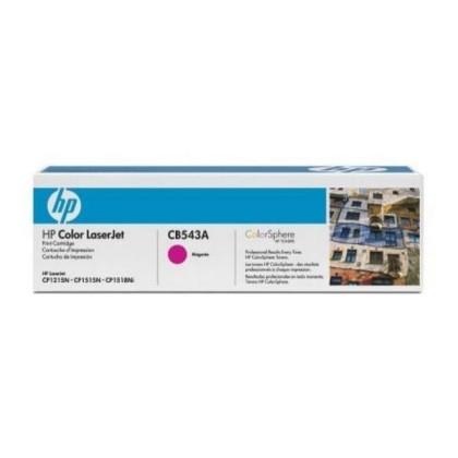 HP Toner Laserjet purpuriu CB543-CP1215