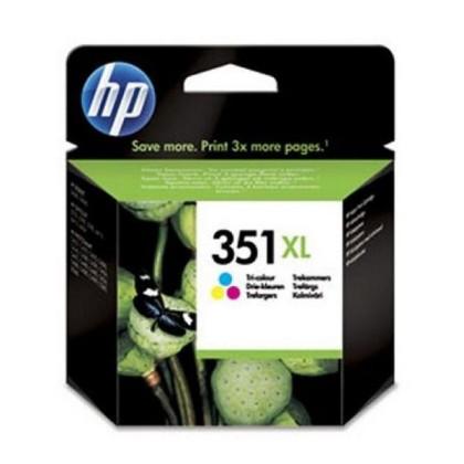 HP CB338EE 351XL Cartuș Cerneală TricolorOfficejet