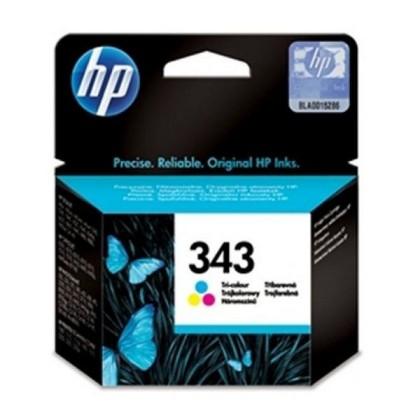 HP no.343 Cartuș Cerneală Tricolor C8766EE (7ml)