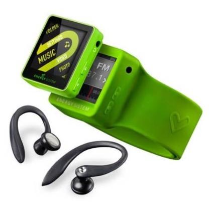 Energy sistem MP4 2508 Sport 8GB Lime Verde