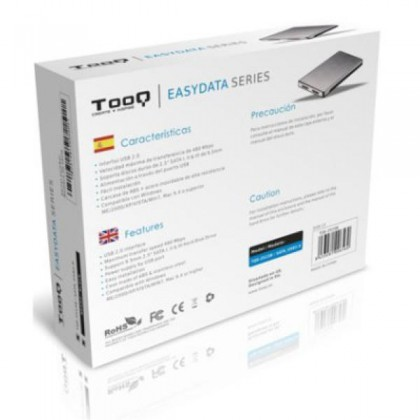 TooQ TQE-2515B Cutie Hard Drive 2.5