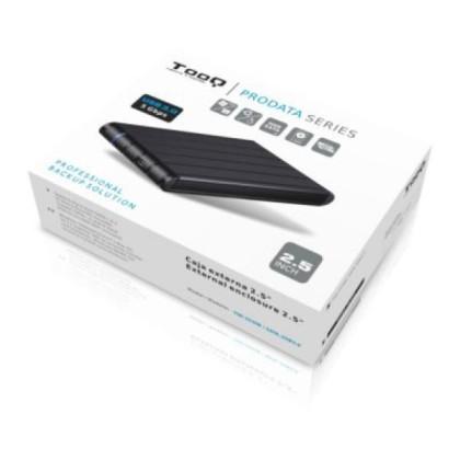 TooQ TQE-2530B box HDD 2.5
