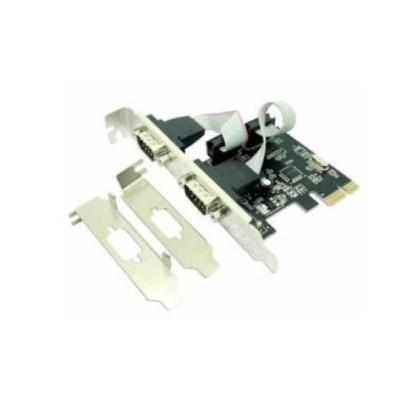 approx! APPPCIE2S Control card 2 Serie PCI-E LP&HP