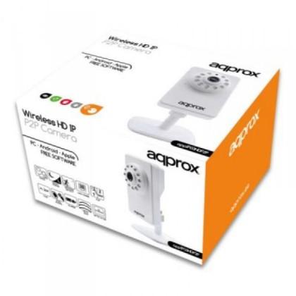 approx APPIP03HDP2P Cameră IP WiFi HD Ir P2P mSD