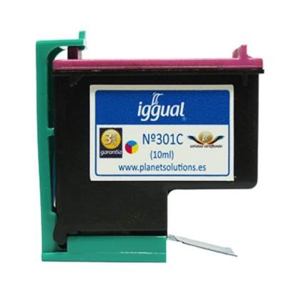 iggual Box-Economy HP Nº 7 (Nº301B/C)