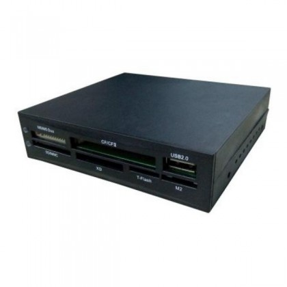 CoolBox CR-404 lector 3½