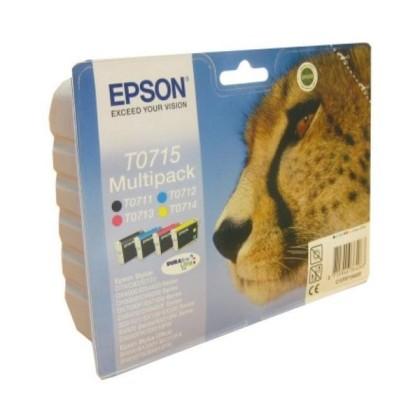 EPSON MultiPachet cartuș de cerneală T0715 SX210/SX415/SX515