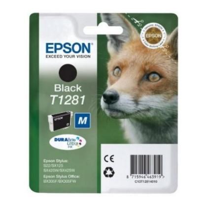 EPSON T1281 cartuș de cerneală negru SX230/SX420/SX430