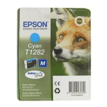 EPSON T1282 cartuș de cerneală albastru SX230/SX420/SX430