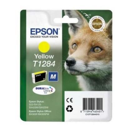 EPSON T1284 cartuș de cerneală galben SX230/SX420/SX430