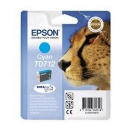 EPSON T0712 cartuș de cerneală albastru Stylus D78/DX4000