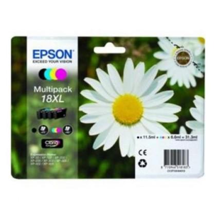EPSON MultiPachet Cartuș CernealăT18XL XP225/322/422