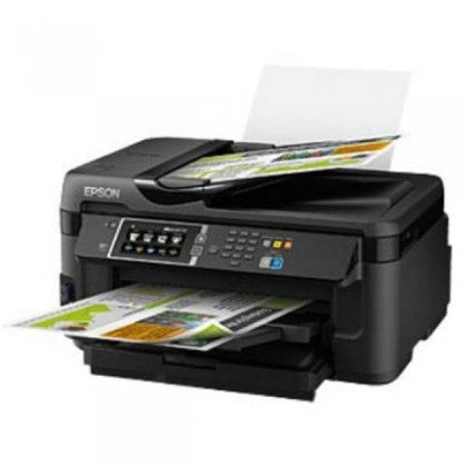 Epson Multifuncțional WorkForce WF-7610DWF Wifi Fax
